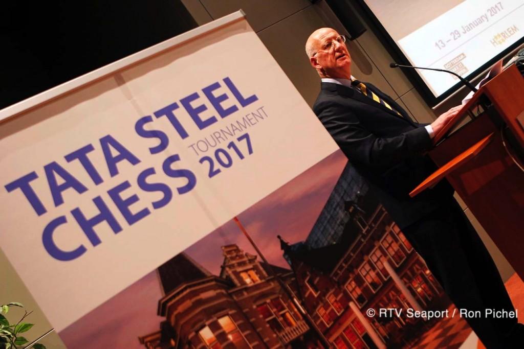 Theo Henrar weg als directievoorzitter Tata Steel IJmuiden