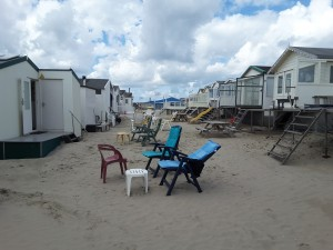 Slechts 3 maanden slapen in strandhuis