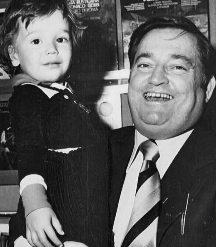 Willy Alberti en Dennis Alberti