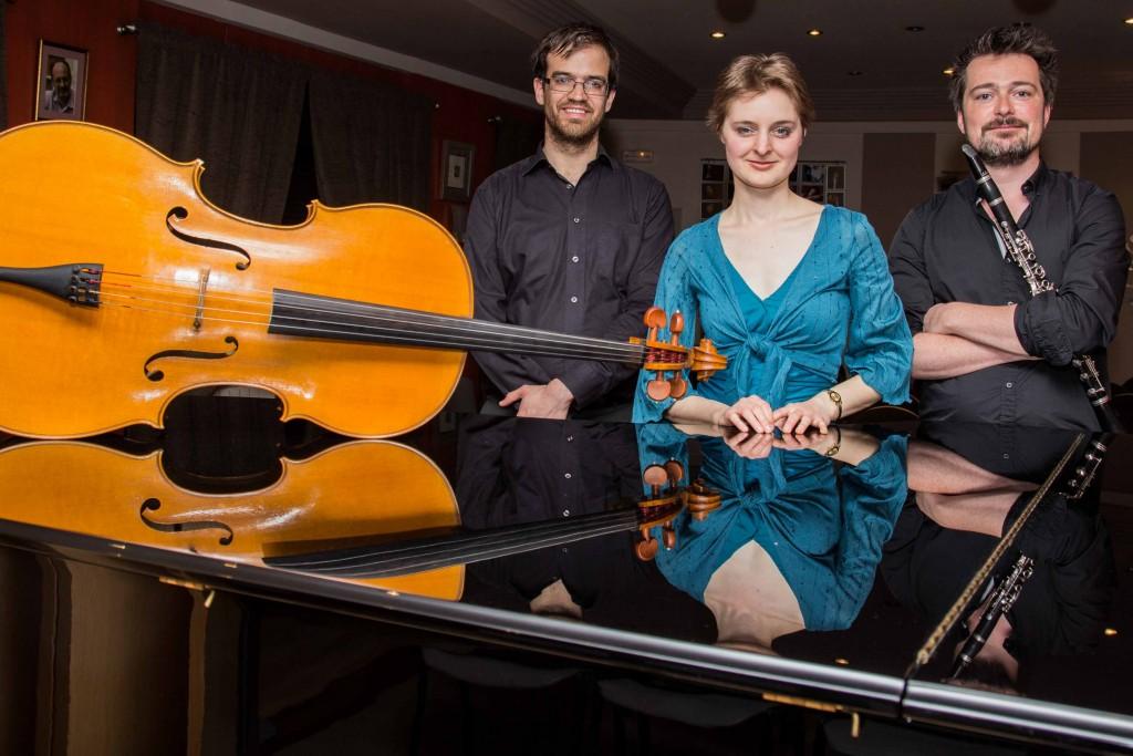 Arcadië Trio (Léon - Spanje)