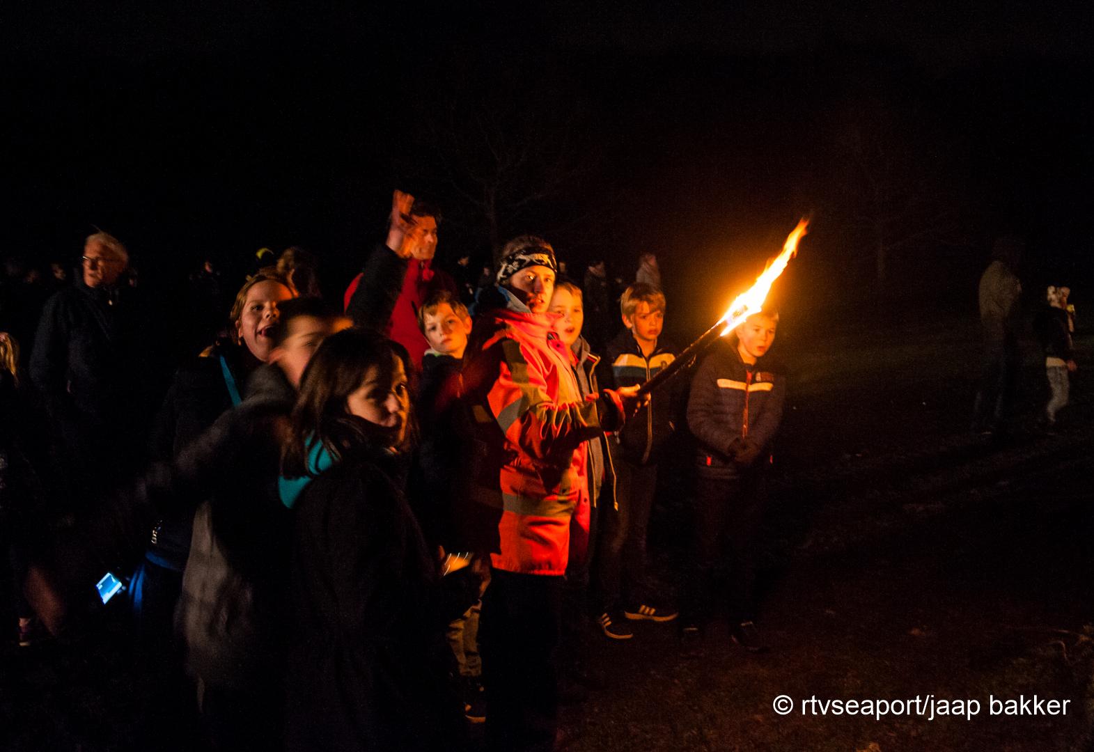Kerstboomverbranding Velsen (5)