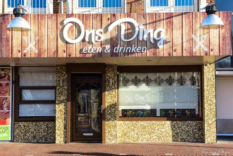 pand restaurant Ons Ding