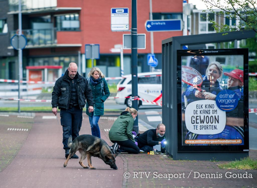 schietpartij IJmuiden 28-04-2019 (10)