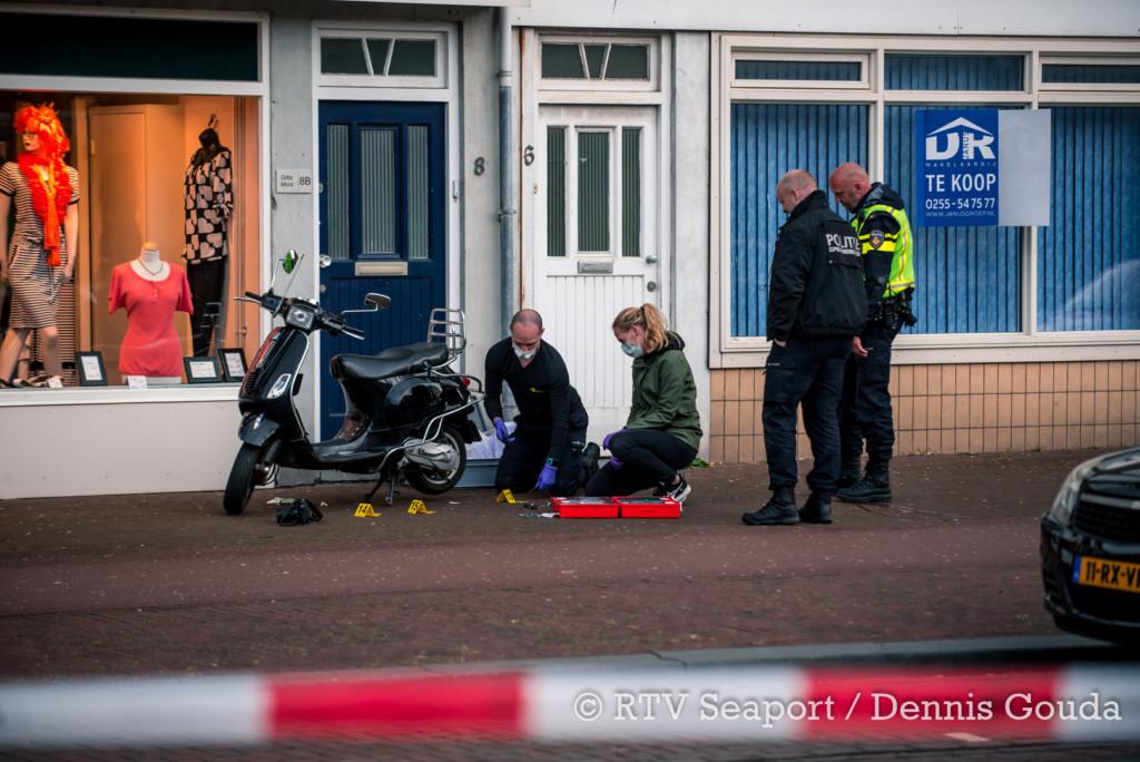schietpartij IJmuiden 28-04-2019 (11)