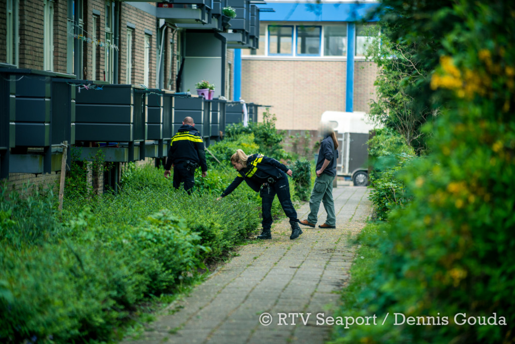 schietpartij IJmuiden 28-04-2019 (6)