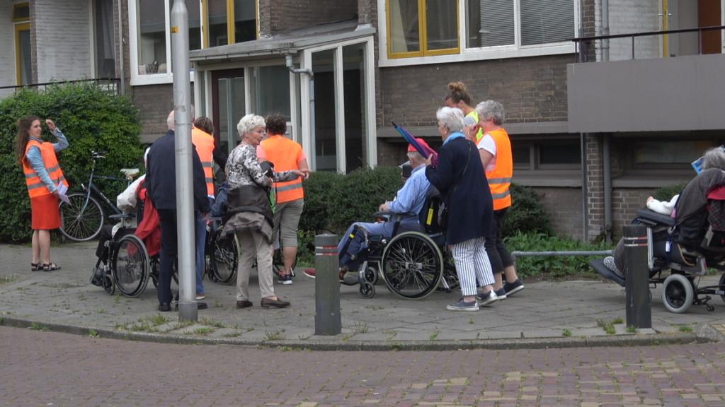 rolstoelvierdaagse Velserduin 2019