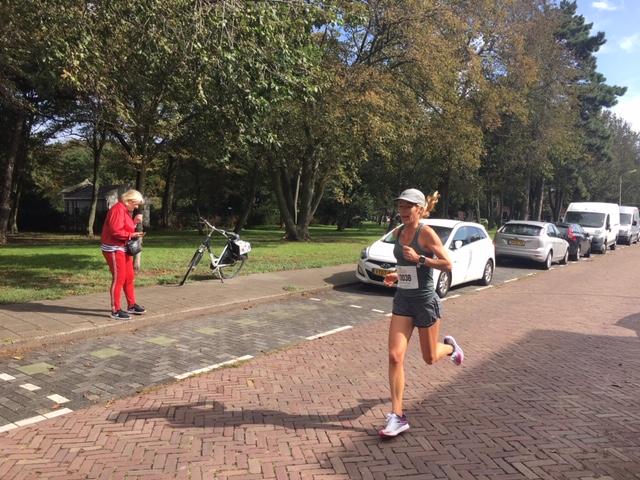 1e dame 10 km Marconistraat Pierloop 2019