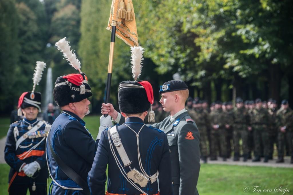 beëdiging militairen Beeckestijn (1)