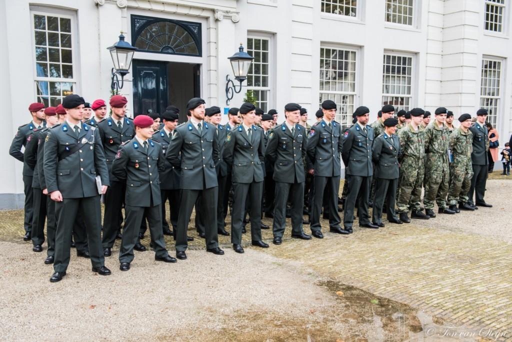 beëdiging militairen Beeckestijn (6)