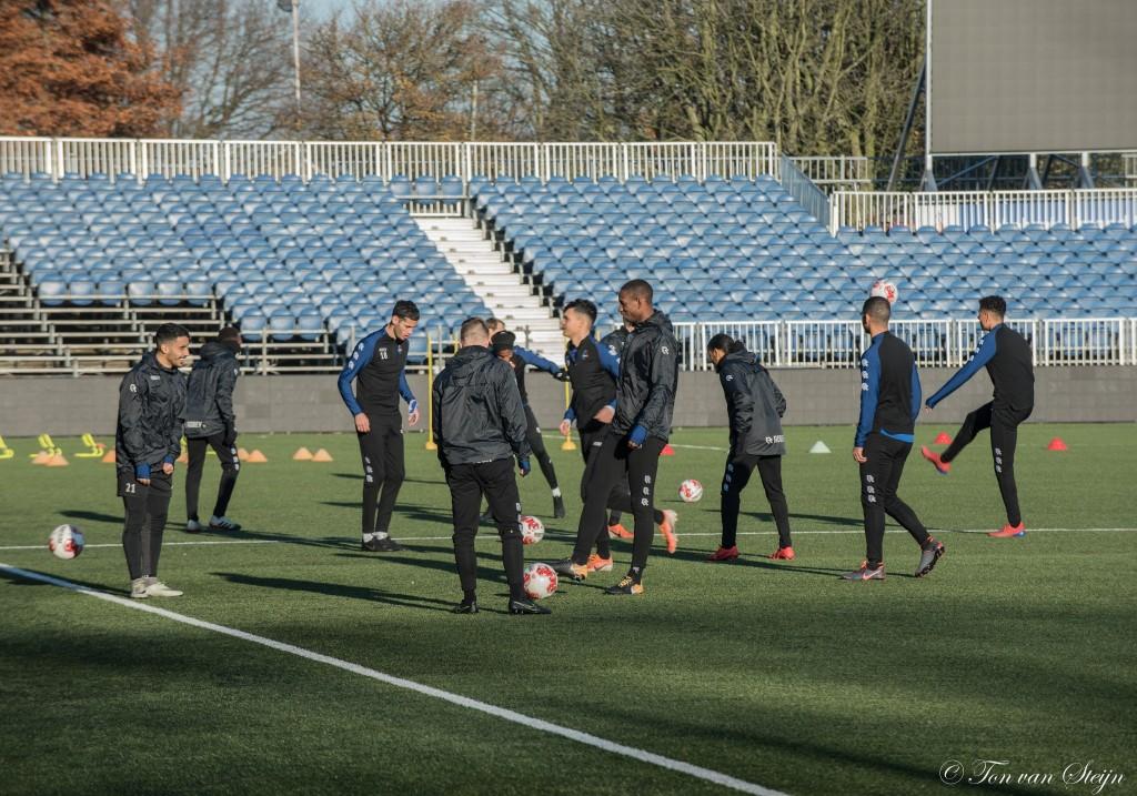 Stadion Telstar uitgebreid voor Ajax