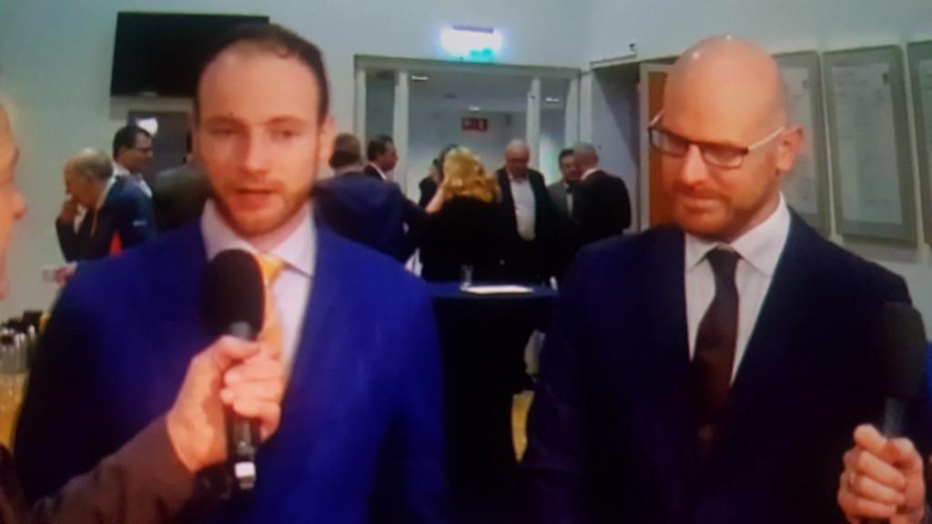 Cas Schollink fractievoorzitter VVD