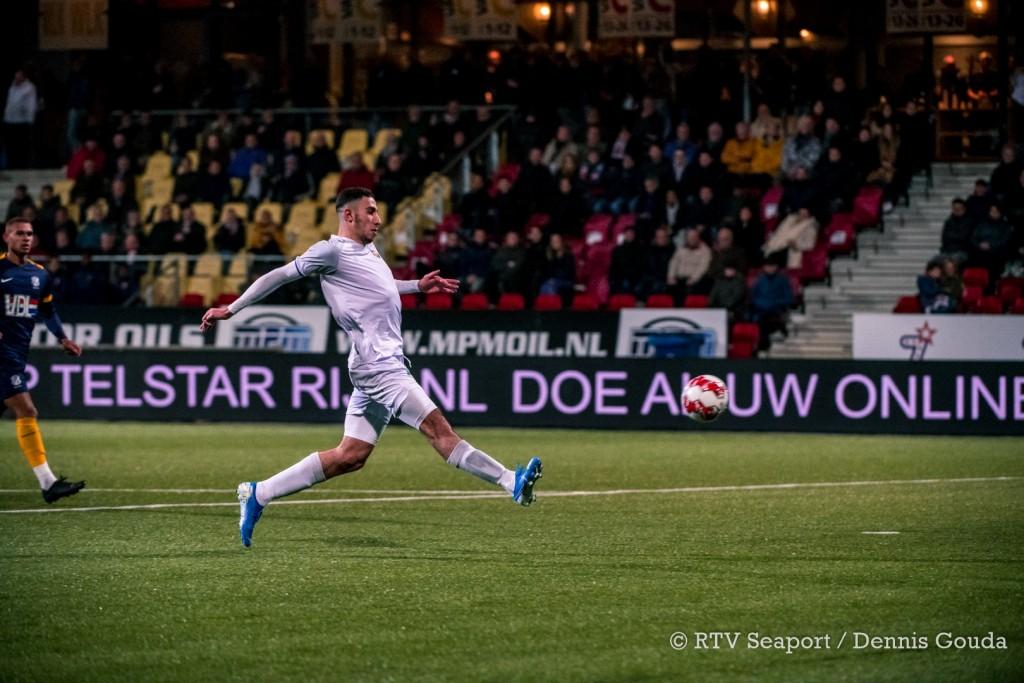 Telstar wint overtuigend van FC Eindhoven