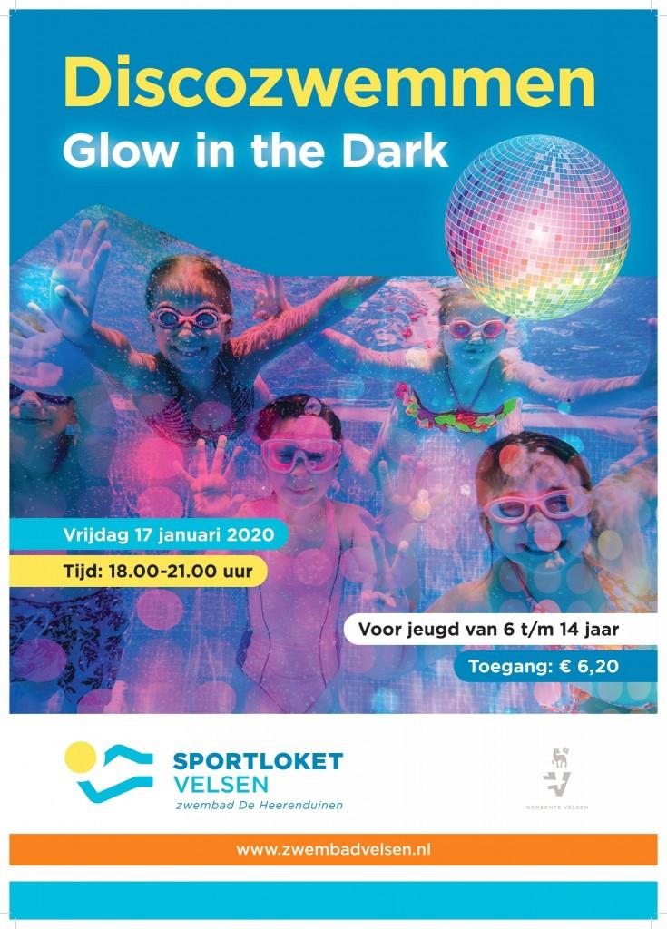Glow-in-the-Dark-Party in de Heerenduinen