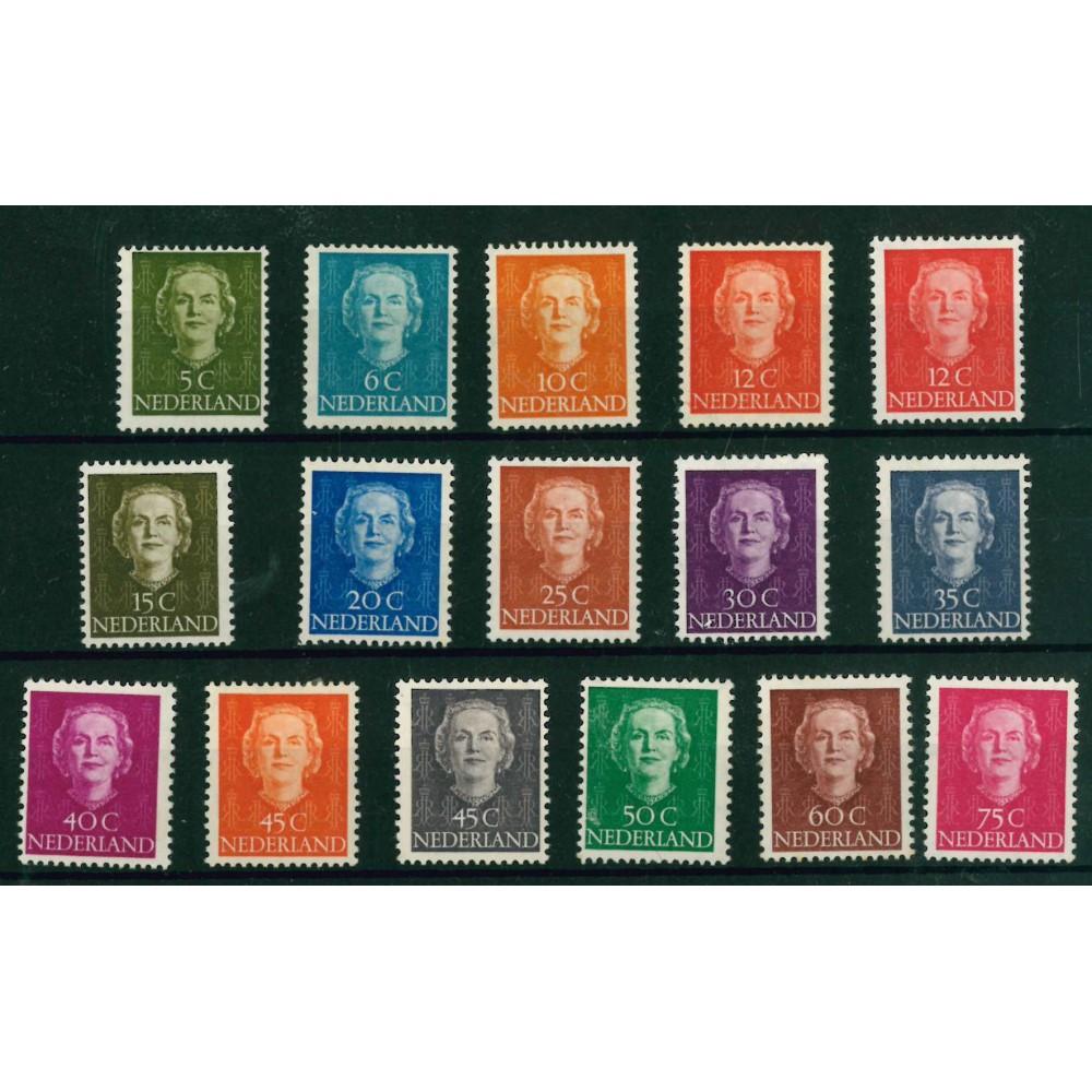 Postzegelavond in Het Terras