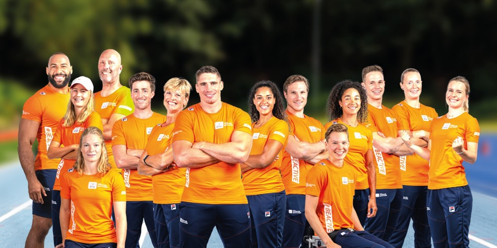 Nationale Sportweek: Sport doet iets met je